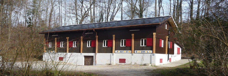 Pfadiheim Grauholz