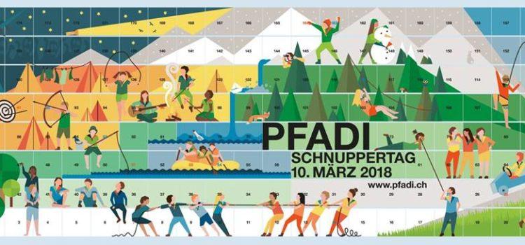 Pfadi-Schnuppertag 2018