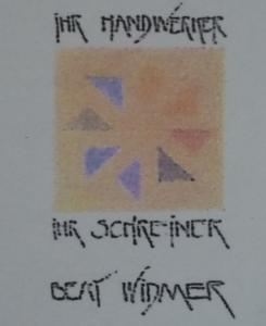 Schreinererei Widmer